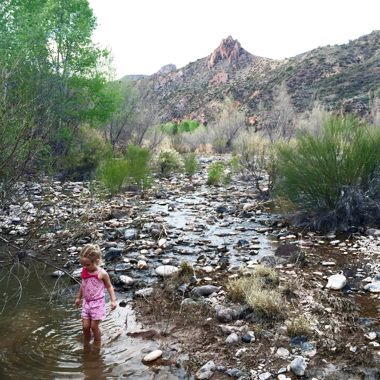 Explore Arizona Payson Verde Hot Springs