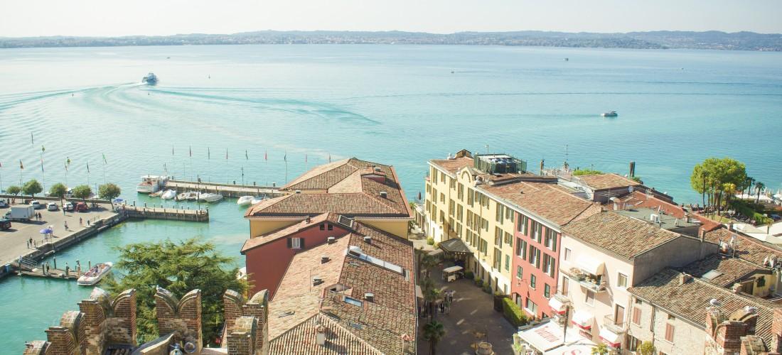 Explore Italy: Sirmoine at Lake Garda