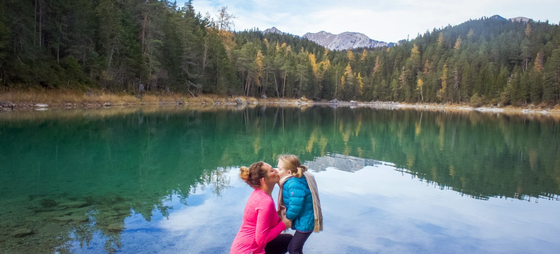 Explore Germany: Garmisch – Lake Eisbee
