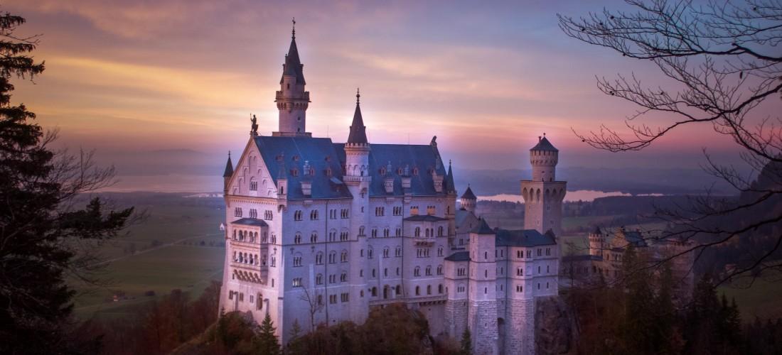 Explore Germany: Neuschwanstein Castle