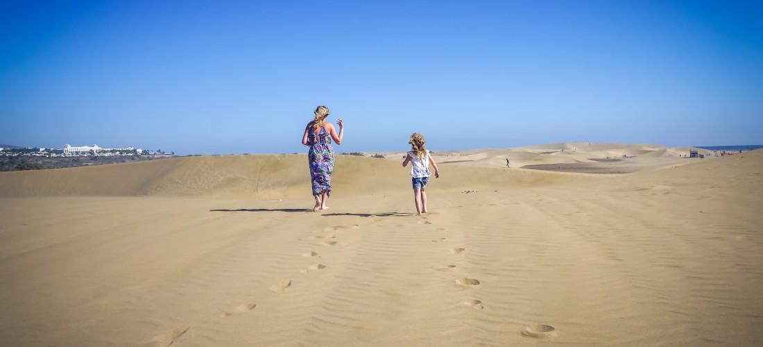 Explore: The Maspalomas Dunes